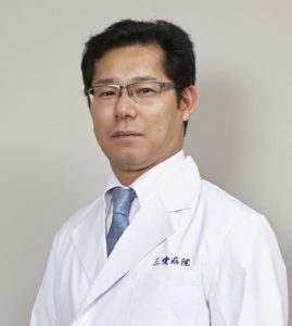 トワーム小江戸病院 理事長